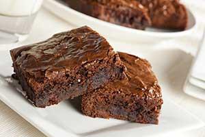 Brownies light para comer libre de culpas
