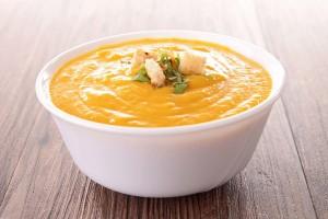 Sopa de cebolla para el frío