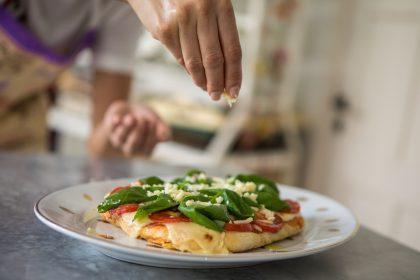 Receta: Pizza margarita