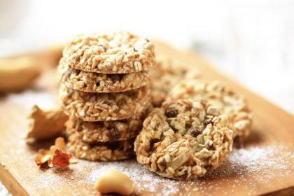 Galletitas de cereales y semillas
