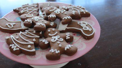 Cookies jengibre