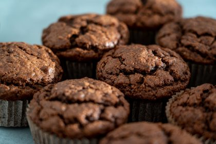 Tutorial: prepara estos muffins de chocolate ¡estilo Starbucks!
