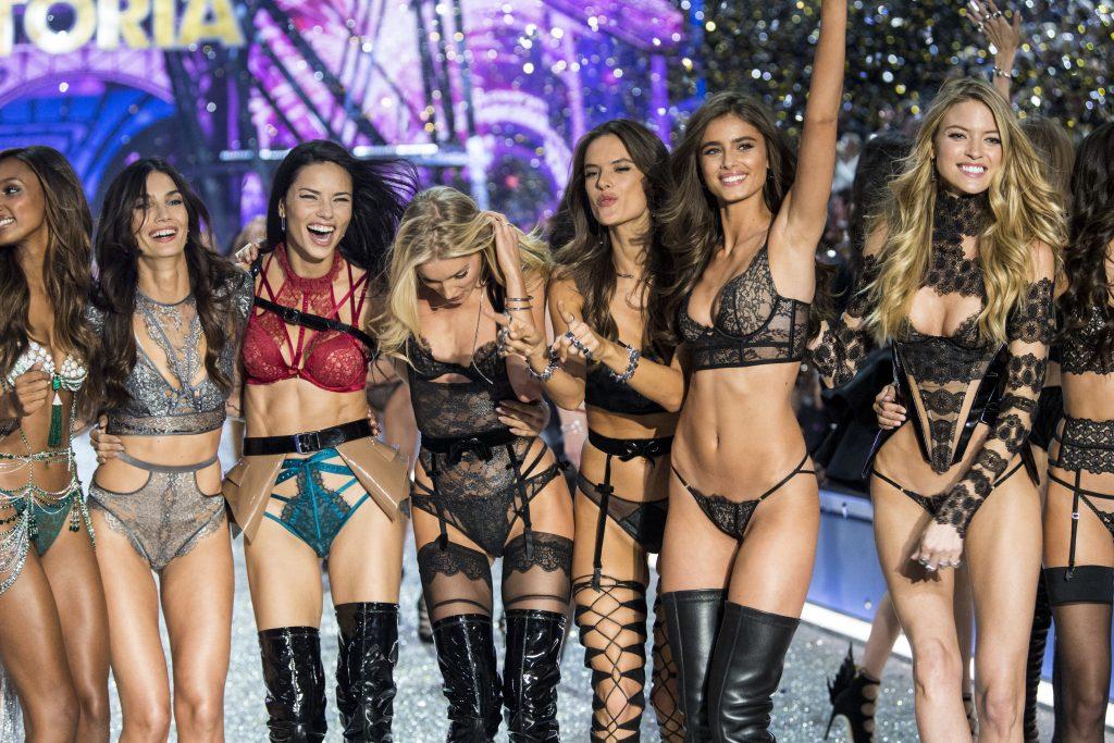 Ponte a tono como los Angeles de Victoria's Secret