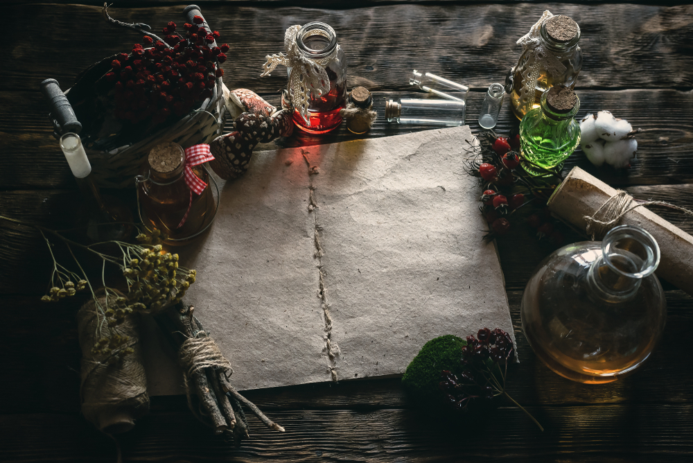 Rituales: Caña con ruda para celebrar la Pachamama